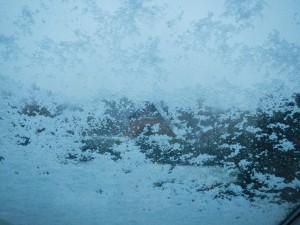 Schneesturmgewittergraupel 1